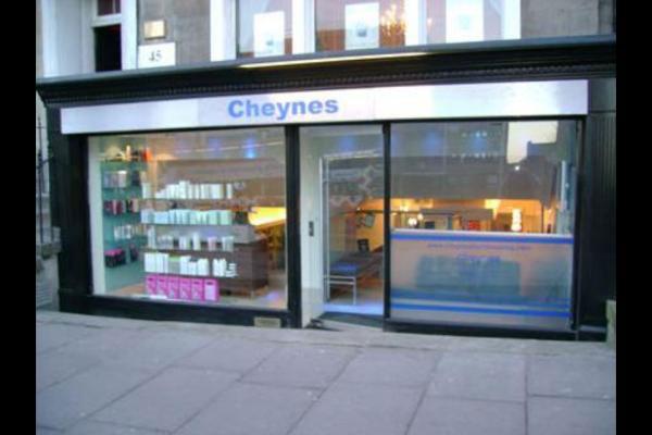 Cheynes Hairdressing – 45 York Place