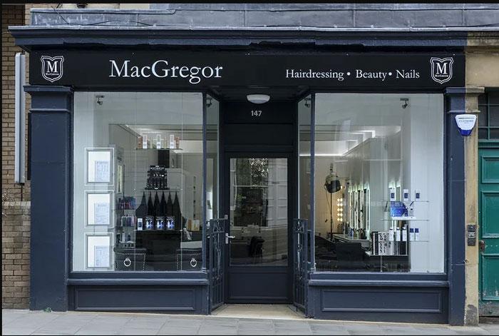 Macgregor Salon