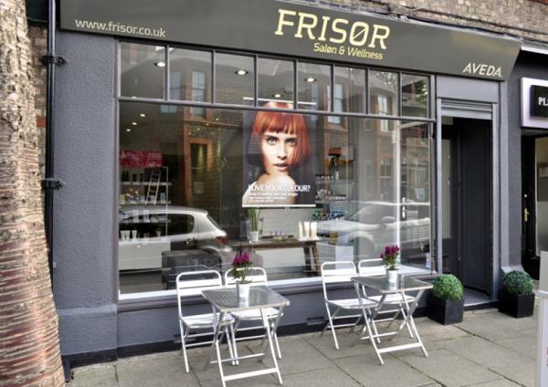 FRISØR – Salon & Wellness