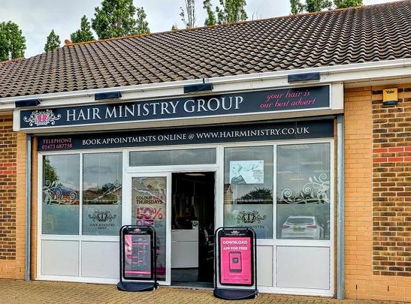 Hair Ministry Hair & Beauty Salon, Pinewood